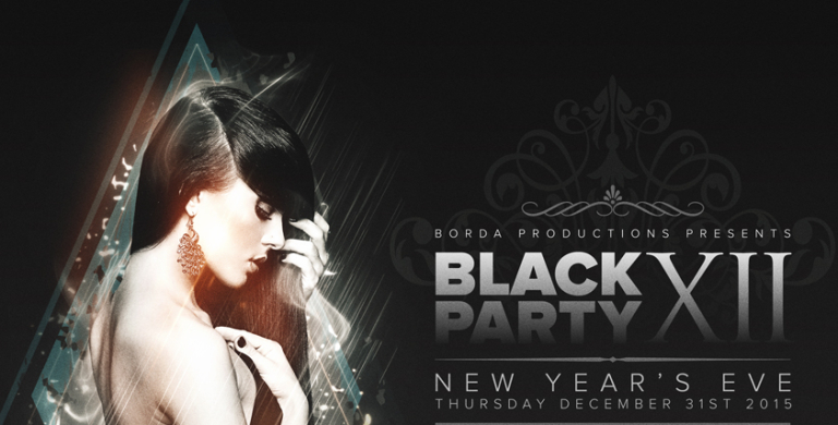 Kansas City New Year's Eve 2016- Black Party XII ranks as a top NYE destination