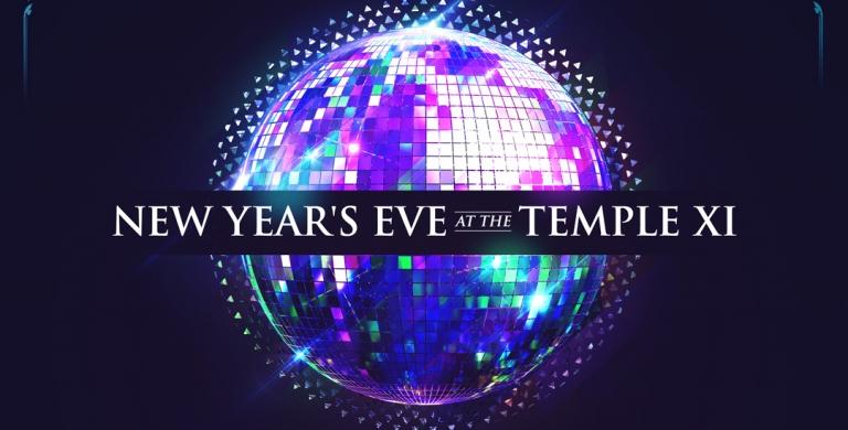 Kansas City New Years Eve 2021 - 2022 | Black Party NYE